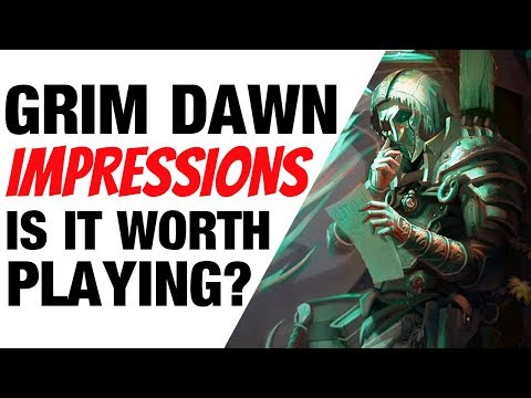 2018 Grim Dawn First Impressions & Review is it Worth Playing?