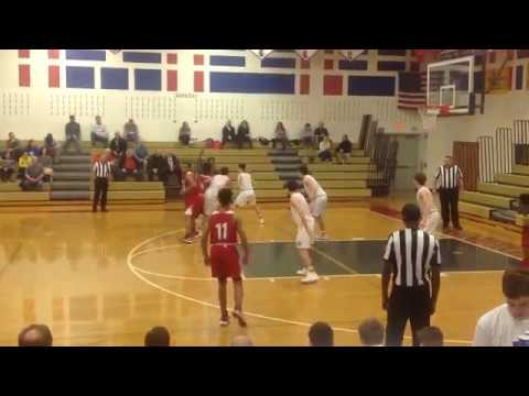 Wall Boys Basketball (84) Vs. Abraham Clark - Roselle (62), 2/16/18