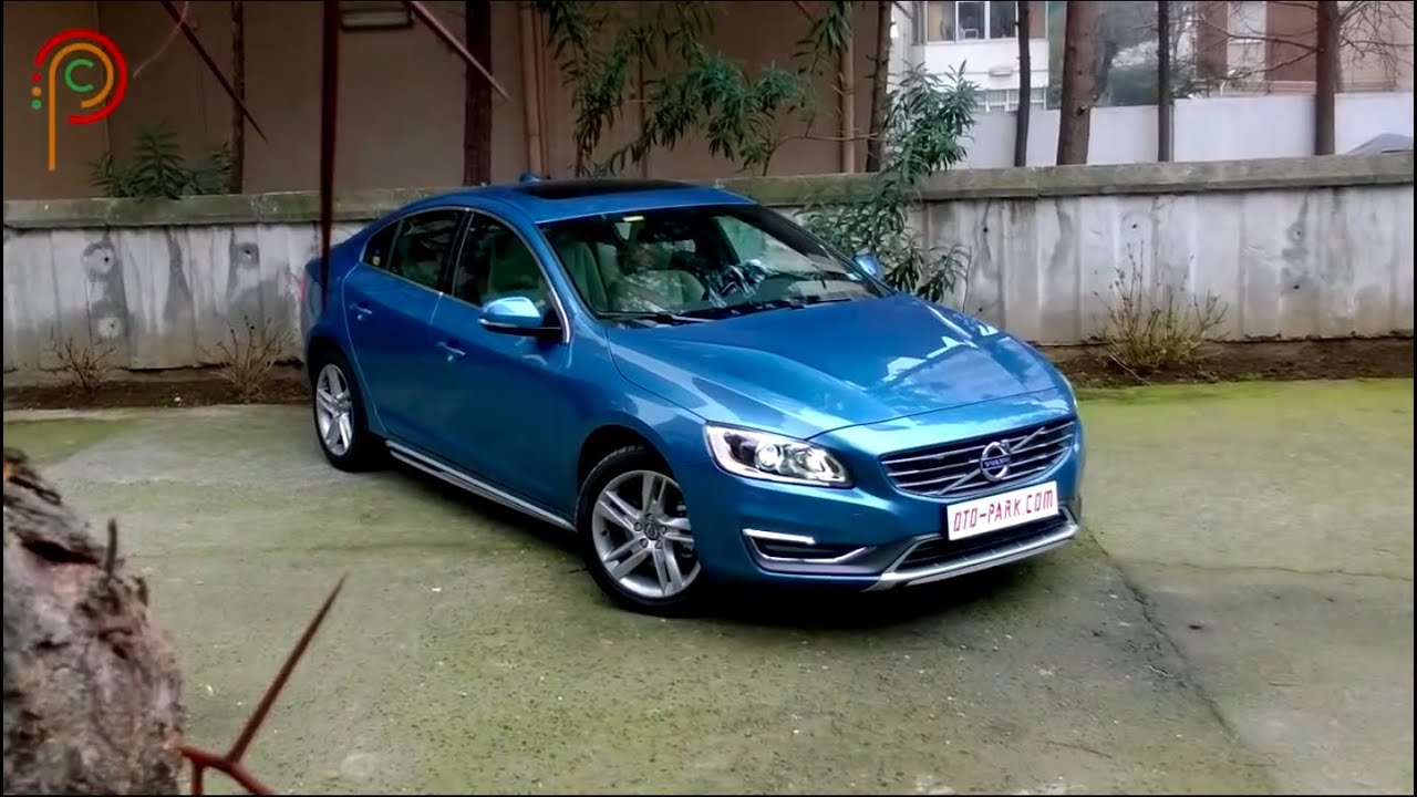 test volvo s60 funnycat tv