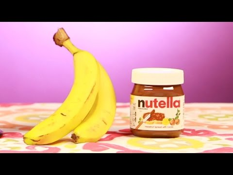2-Ingredient Nutella Ice Cream