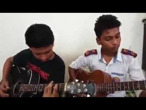 Har kala korlam re cover by Musfiqur Rahman
