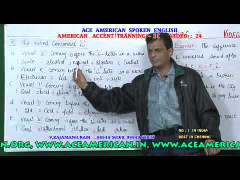 AMERICAN ACCENT TRAINING IN  CHENNAI - ACCENT TRAINING IN CHENNAI 24  PH:9840674165