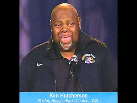Anti-Gay WA Pastor, Ken Hutcherson - Accuses the National Organization for Marriage of Racism