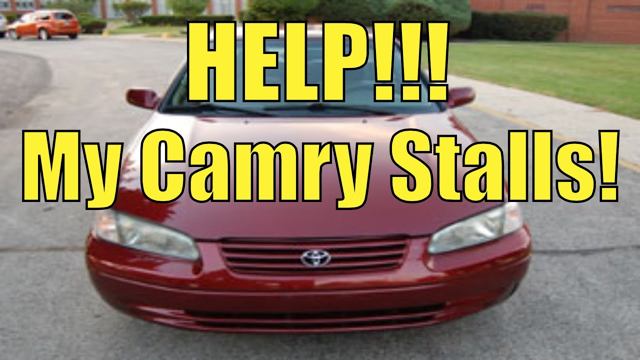 Toyota Camry Stalls even while moving 1997 1998 1999 2000 2001