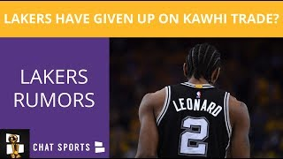 Lakers Rumors: Raptors In Lead For Kawhi Leonard, Team Eager For LeBron To Play With Young Players