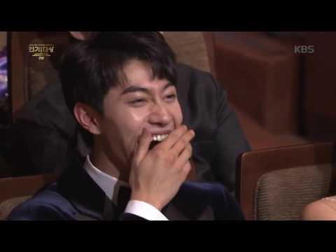 Kwak Dong Yeon KBS Drama Awards 2016 (31.12.2016)
