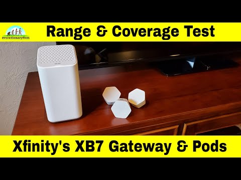 Xfinity's XB7 Gateway AND Pods -  Will You Need Them?