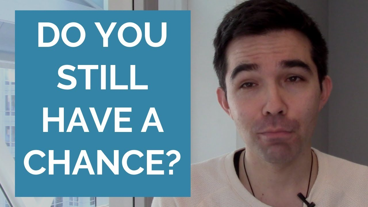 Chances of Getting Your Ex Back - 5 Signs You Have a Chance