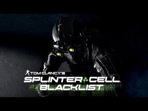 Splinter Cell: Blacklist - Site F (Ghost, Perfectionist Stealth Gameplay, No Stealth Kills)