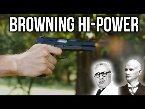 The 9mm Browning Hi-Power Pistol