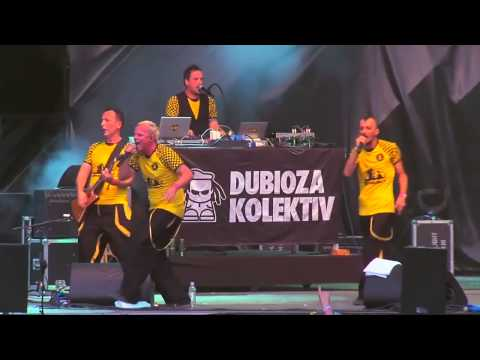 Dubioza Kolektiv - Volio Bih - Live