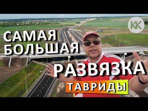 Крым сегодня! Трасса