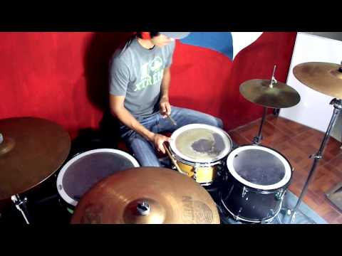 We Came As Romans - I Survive (Drum Cover) Mario JCZ