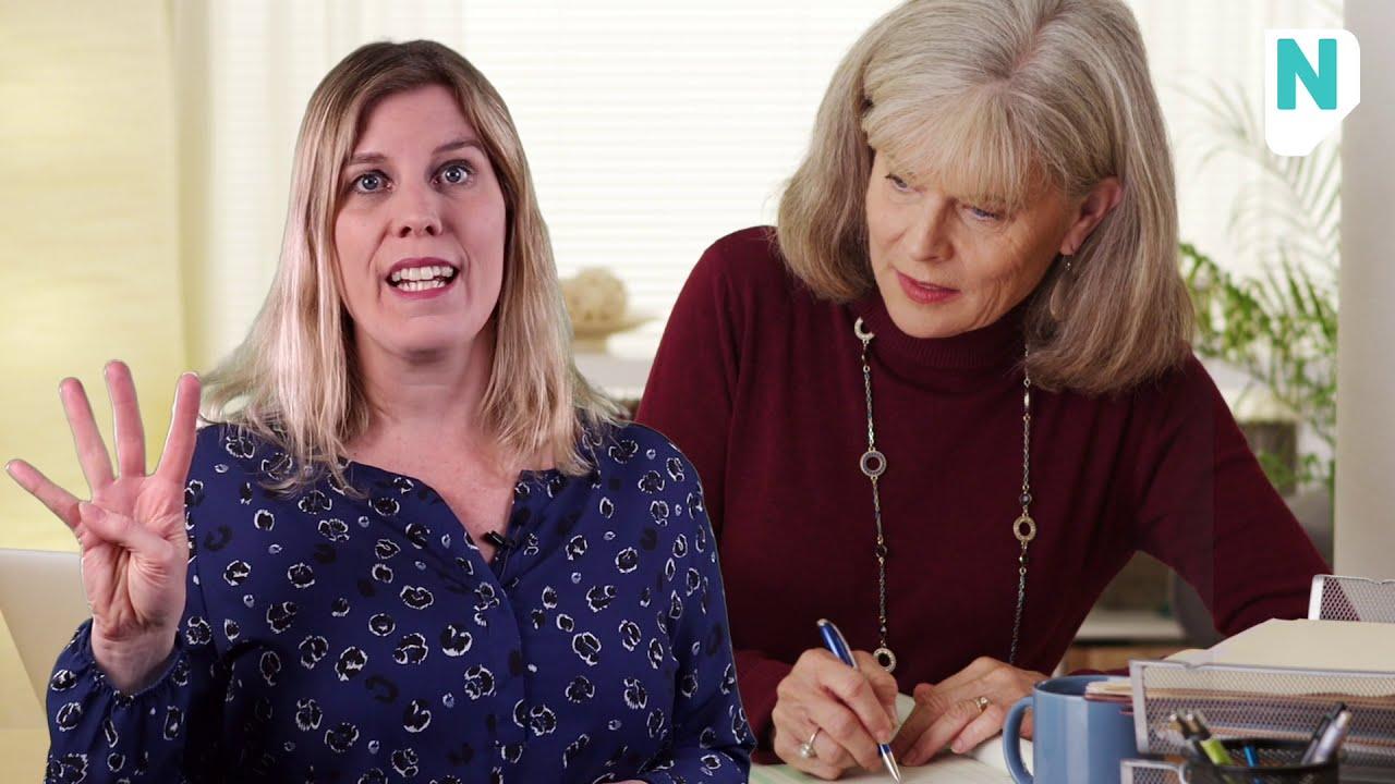 Still uit de video 'Jessica weet raad: wat moet ik doen als ik in iemands levenstestament sta?'
