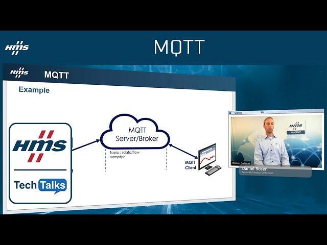 HMS TechTalk: Beginners Guide to MQTT