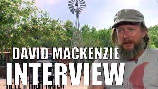 David Mackenzie Interview Hell Or High Water (2016)