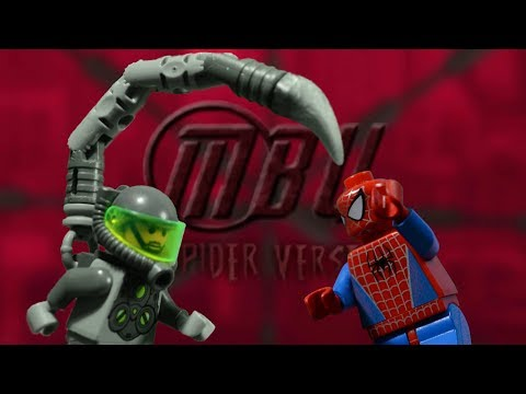 LEGO Marvel's The Avenging SpiderMan: Birth of the Scorpion