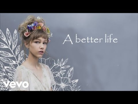 Grace Vanderwaal - A better life live at ACL (lyric video)