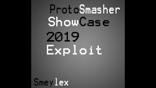Roblox Protosmasher showcase [Buying Link]