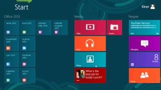 50 Tips about Windows 8 (Part 09) Closing an App