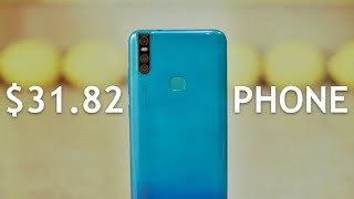 $30 Unlocked New Android!? Cheapest SmartPhone Review (X27 Plus from AliExpress)   4K