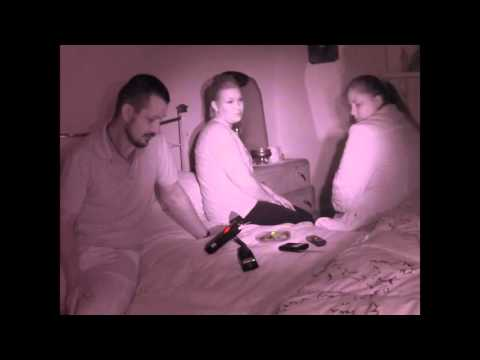 Investigating inside Sloan's Cottage, Kwinana