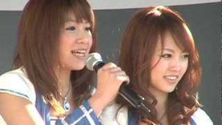 08ニスモフェスティバルにて撮影。遠野千夏 桜彩菜.