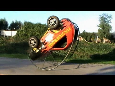 You Have Been Warned - Rolling a VW Golf