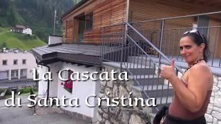 La Cascata di Santa Cristina