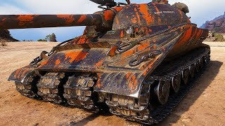 Object 279 (e) - KING IN THE EL HALLUF - World of Tanks Gameplay
