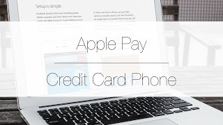 Apple Pay | Credit Card Phone