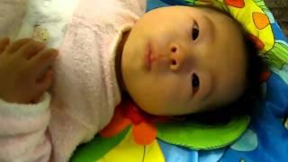 赤ちゃんの喃語 生後3カ月