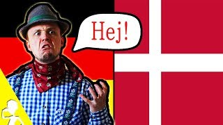 A German Attempting To Speak DANISH 🇩🇰 Get Germanized