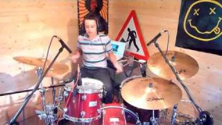 The Stone Roses - (Song For My) Sugar Spun Sister (Drum Cover)