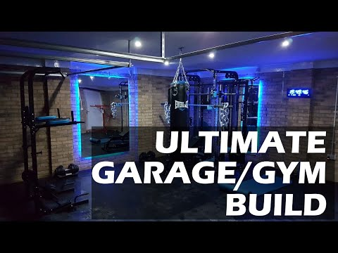 Building a house Gym quickly
