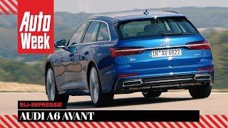 Audi A6 Avant - AutoWeek Review - English subtitles