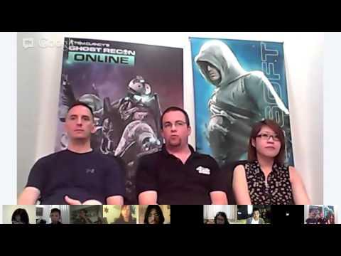 Ubisoft Singapore Hangout