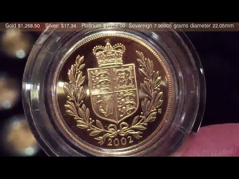 Better to collect proof Gold Sovereigns or Gold Britannias?