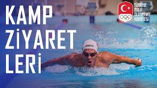 Yüzme Milli Takımımız #Tokyo2020 Olimpiyatları'na Hazır