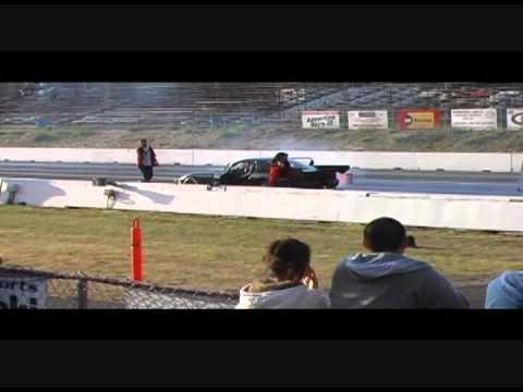 Drag Car Parachute Fail Youtube