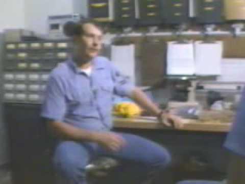 Diego Garcia Paraloft Parachute Riggers 1984 1985 BIOT AFRTS