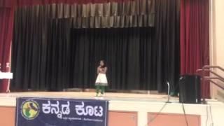 Tunturu alli neera haadu - Gowri Anand