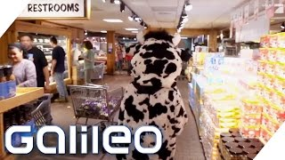 Abenteuer-Supermarkt in den USA | Galileo | ProSieben