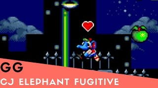 Game Gear Longplay #10: CJ Elephant Fugitive