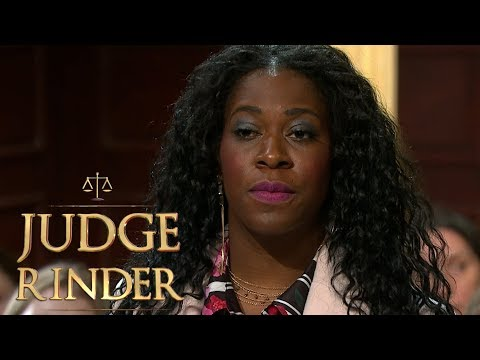 Artist Manager Sues Rapper for Money Spent on Flights to America | Judge Rinder