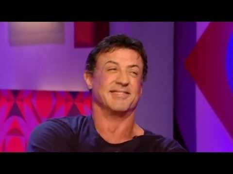 Sylvester Stallone - Friday Night with Jonathan Ross (FULL I