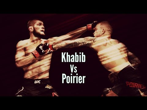 Check out this fan-made Khabib Nurmagomedov vs. Dustin Poirier promo (VIDEO)