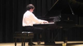 """Aaron Effron - Beethoven """"Appassionata"""" II Andante con Moto - Attaca III Allegro ma non Troppo"""