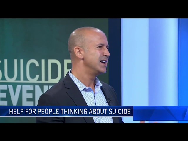 NBC4 - How to Talk With Someone About Suicide