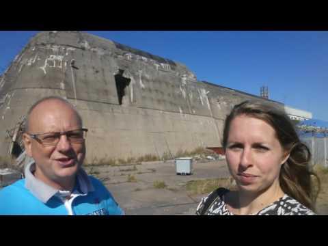 Bunkerdagvlog Schnellbootbunker IJmuiden